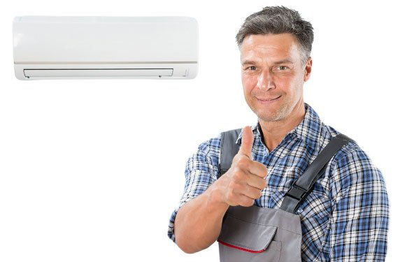 eugene oregon heating contractor thumbs up